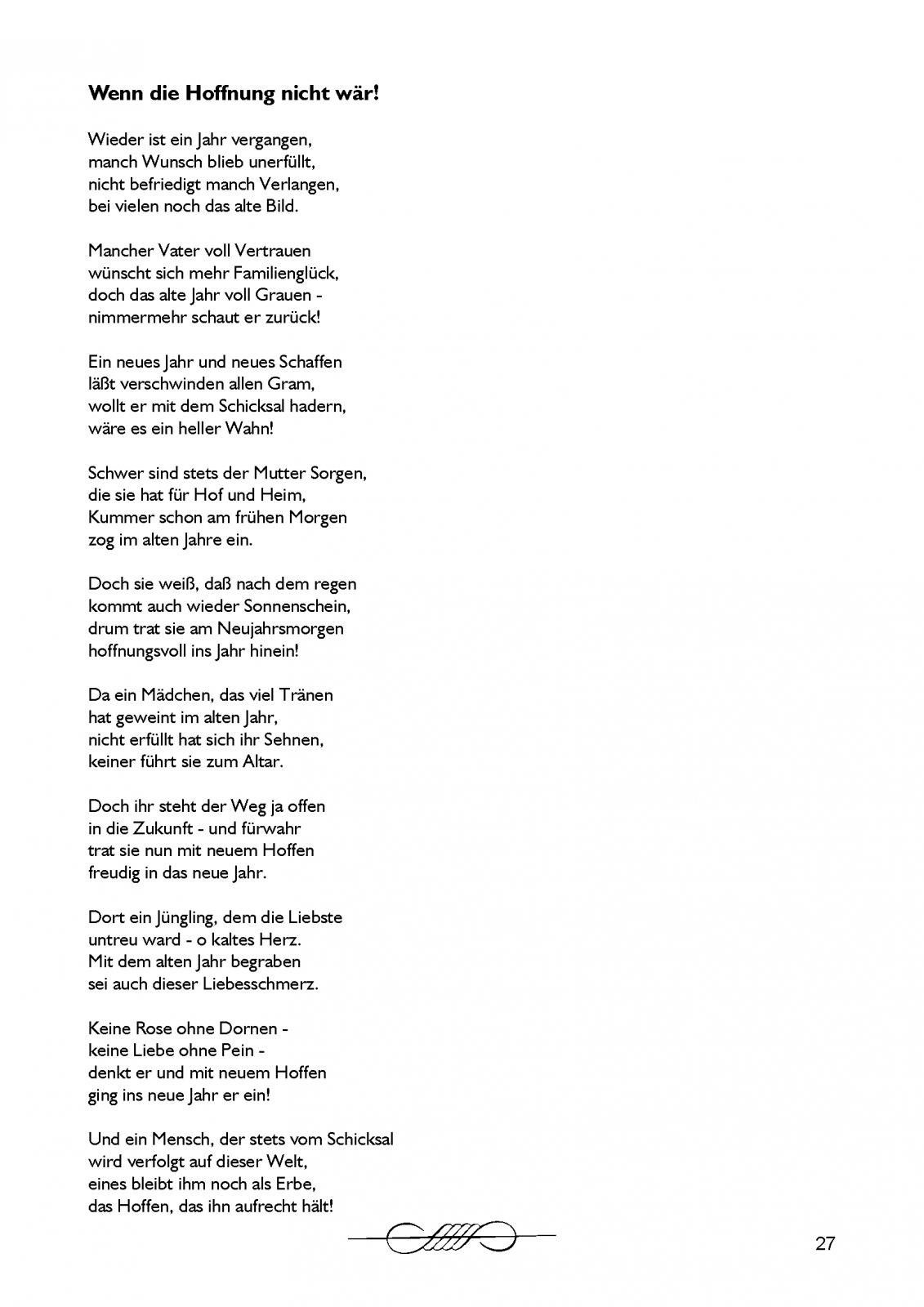 Gedichte Franz Dietrich Liebersbachwiki