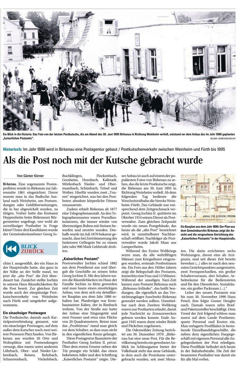 Postkutsche 1895red