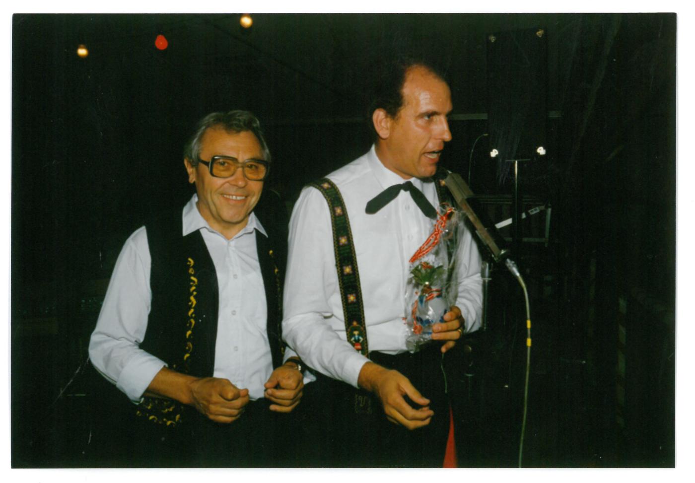 Liewerschbescher-kerwe 1985