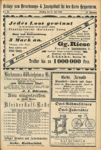 Anzeigeblatt Heppenheim Seite 19