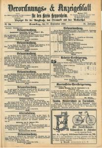 Anzeigeblatt Heppenheim Seite 25