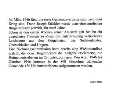 Bürgermeister 1946 - 1948 Seite 02