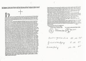 Chronik Nieder-Liebersbach Hofmann Seite 01