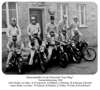 Motorradstaffel 1