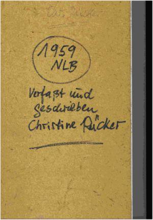 Holztafel Rueckseite (Sammlung Walter Jäger)