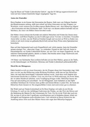 Horst Stephan Am Hölzerlips-Stein Seite 3
