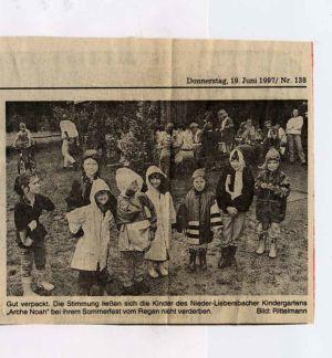 Kindergarten 1997