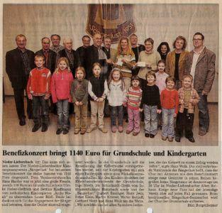 Kindergarten 2005