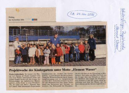 Kindergarten 2006
