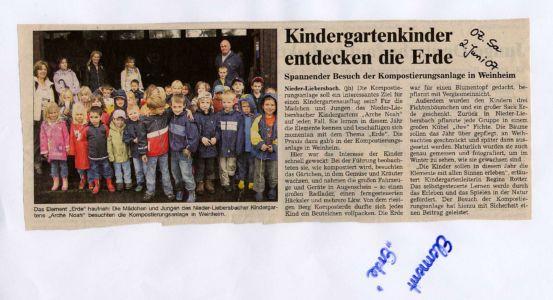 Kindergarten 2007