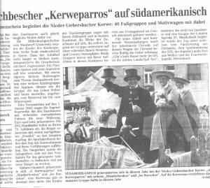 Kerwe 2001-Zeitung
