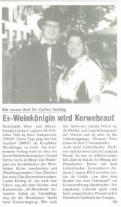 Kerwe 2001 -Zeitung 2