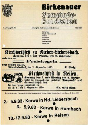 Kerweverein Zeitungsartikel Seite 13