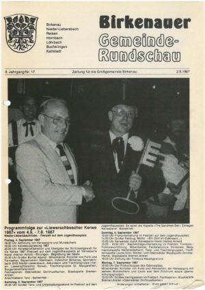 Kerweverein Zeitungsartikel Seite 14