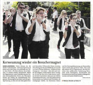 Kerweverein Zeitungsartikel Seite 22