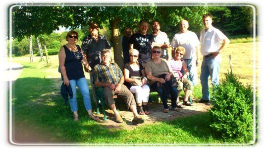 Ungarnfreunde/25 Jahre Freundschaft 2013 Ofalu Seite  02