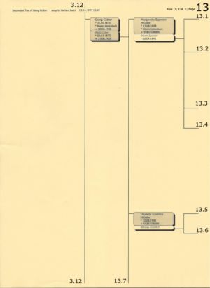 Stammbaum Gräber 13