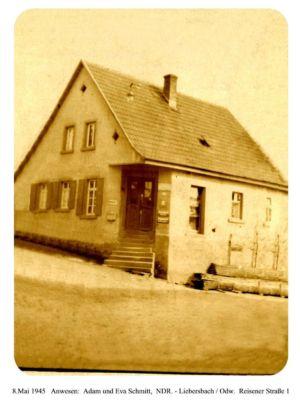 Reisener Straße / Anwesen Adam und Eva Schnitt, Nr. 1