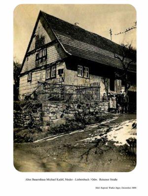 Reisener Straße / Altes Bauernhaus, Michael Kadel