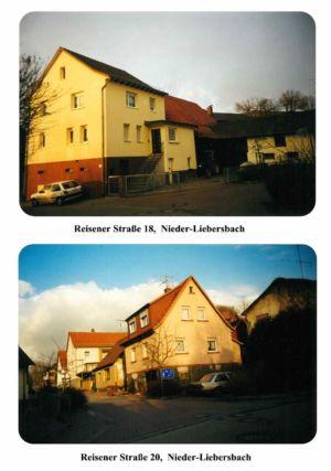 Reisener Straße / Nr. 18 und Nr. 20