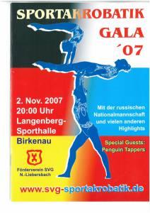 Sportakrobatik Gala 07 Seite 01