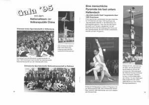 Sportakrobatik Gala 97 Seite 10
