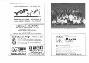 Sportakrobatik Gala 97 Seite 11