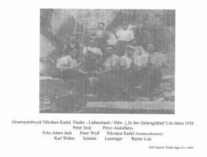Steinbrüche Seite 3