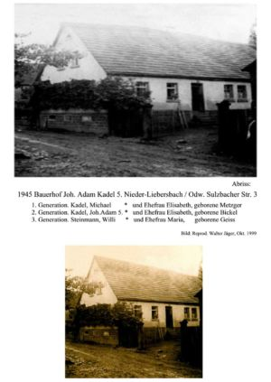 Sulzbacher Straße / Bauerhhof Adam Kadel, Sulzbacher Str. 3