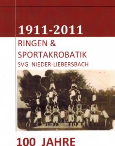 100 Jahre Sportakrobatik